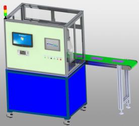 软包电芯边电压检测机